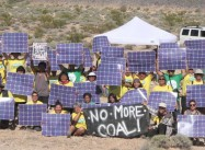 Moapa Band of Paiutes Celebrates switch from Coal to Solar Energy in Nevada