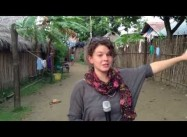 Guna People of Panama's islands Flee rising Seas