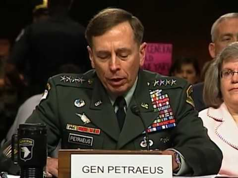 Petraeus confirmed Quickly by Committee; <br/> Seminary rioting, Jalabad Airport Bombings