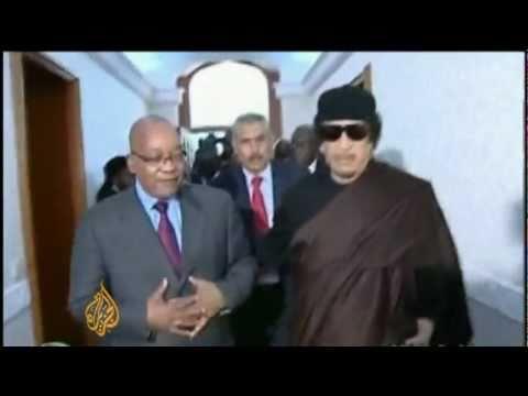 Qaddafi Accused of Systematic Rape, War Crimes by ICC, UN