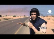 Qaddafi Forces Advance on All Fronts Despite Bombardment