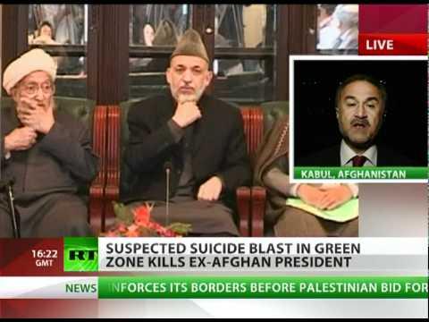 Rabbani's Assassination Sharpens Afghanistan Contradictions