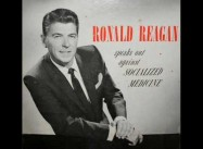 Reagan gave Medicare the Tea Party Treatment