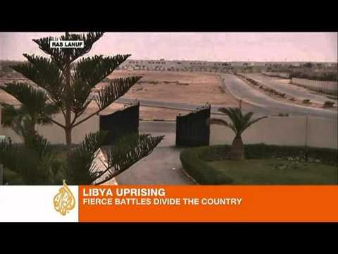 Rebels Take, Hold Key Oil Cities in Fierce Libyan Civil War