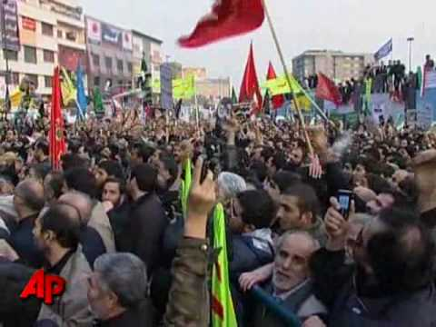 The Regime Strikes Back; Massive Pro-Khamenei Rally in Tehran