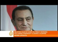 Repression Fails as Thousands Demand Mubarak Departure