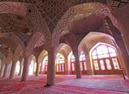 Shiraz, Iran:  Timelapse Video