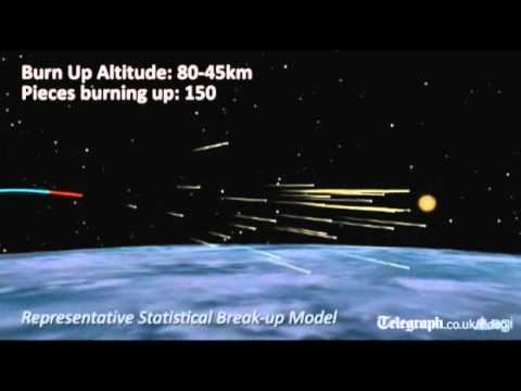 Strange Satellite Craze