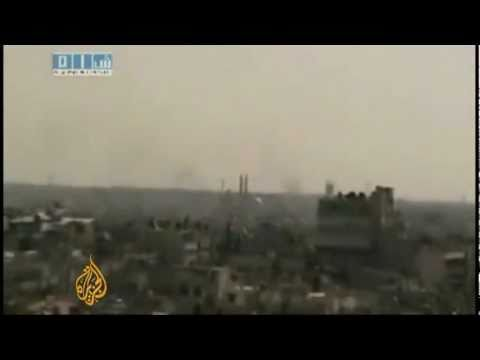 Syrian Gov't Besieges Homs Ahead of Friday Demonstrations