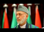 Karzai admits taking CIA money; Galbraith: We're not getting what we pay for