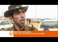 The War for Libya's West: More Qaddafi Massacres