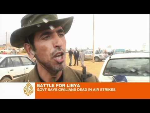 The War for Libya's West: More Qaddafi Massacres