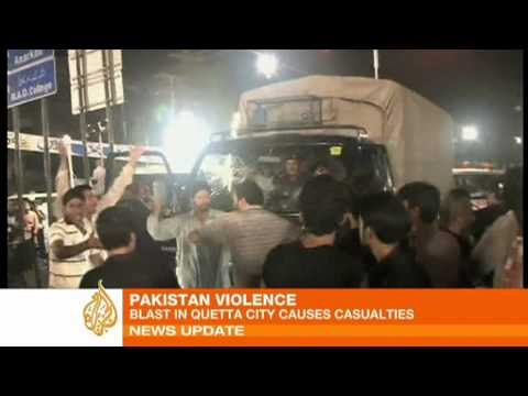 Toll in Quetta Bombing Rises to 65