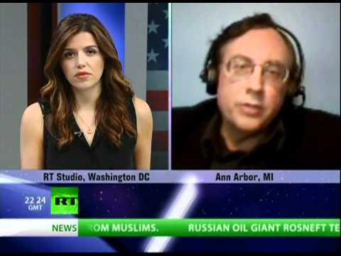 US Embargo of Iran's Oil Could Lead to Covert Ops, War (Cole @TheAlyonaShow)
