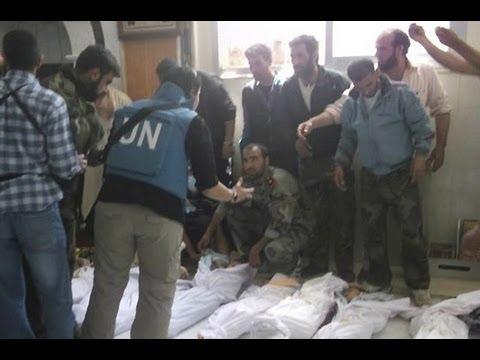 Will Houla be al-Assad's My Lai? Artillery Massacre of Children in Syria