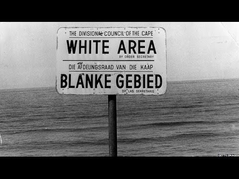 Photo of the Day: Apartheid South Africa Sign