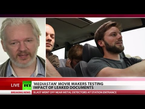 "Assange warns of Information Apartheid & Encompassing State: ""This is the Last Free Generation"""