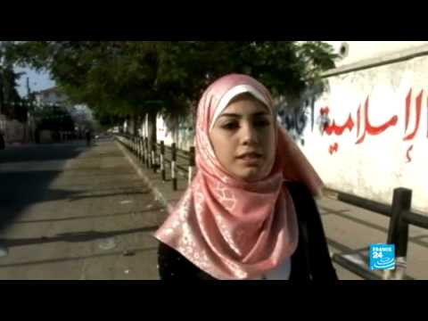 Gaza: the challenges faced by the young women (Video of the Day)