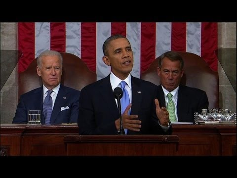 Dovish SOTU: Obama will Veto AIPAC Iran Sanctions, Pledges Afghanistan Wind-Down