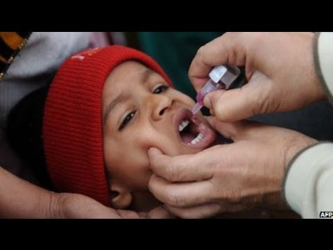 Gates worries Pakistan Violence blocks Polio Eradication, But is CIA Partly to Blame?