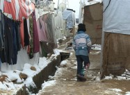 Syria: 73,000 were Killed in 2013 Carnage as Refugees Brace for Winter