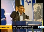 Messianic Israeli Minister obsessed with Palestinian Land accuses Kerry of Messianic Obsession