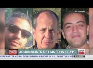 40 prominent Journalists Call for Release of Detained Colleagues