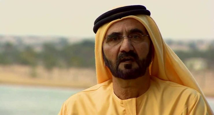 Dubai Calls for End to Iran Sanctions, Says no Nuclear Threat