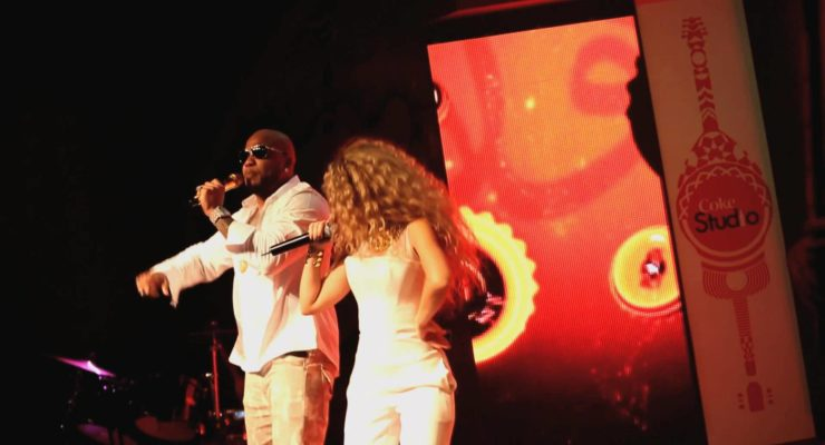 "A-Pop & Hip-Hop:   ""Wild Ones"" –  Myriam Fares and Flo Rida"