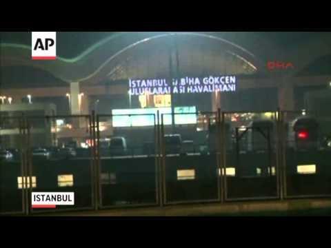 Another non-terrorist non-Muslim Plane Hijacker: The Sochi Plot