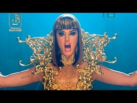 "Katy Perry's ""Dark Horse"" video Decried as Blasphemous by Some Muslims"