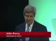 Kerry Blasts Climate Denialists, equates Climate Change with Terrorism, WMDs