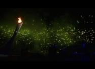 Sochi Opening Ceremony Fireworks