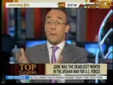 ABC:  Bush's Neocon Spokesman for Illegal US Occupation of Iraq Slams Russia for Crimea
