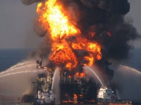 BP Permitted back into The Gulf Despite all the Damage Done