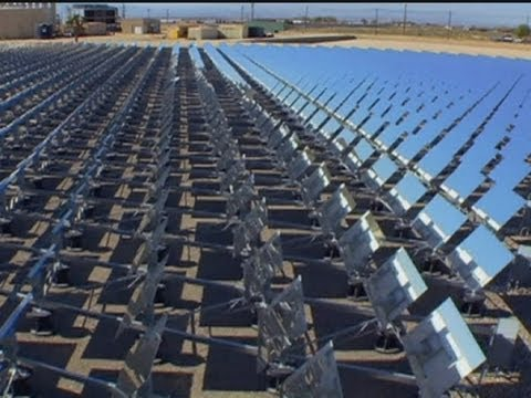 Coal, Gas & Oil are Huge Water Hogs; Solar is a Water Saver