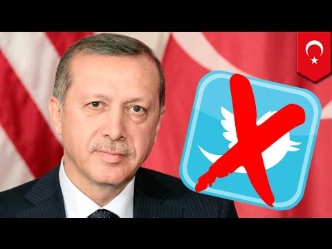 Twitter strikes Back at Turkish Gov't Ban in Courts