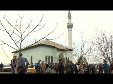 Ukraine Muslims wary of Crimea Referendum on Joining Russia