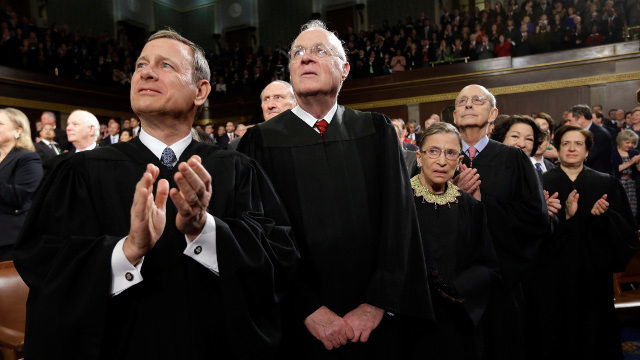 Supreme Court enshrines Plutocracy, but Dissent says Conservatives Substituted Opinion for Fact