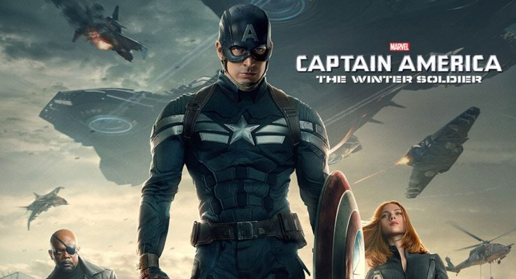 """Screenwriters On Total Info Awareness in """"Capn America 2"""":  """"The Whole Society is Corrupt"""""""