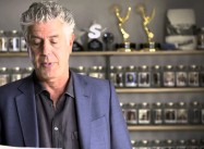 "Anthony Bourdain on Palestinians:  ""The World has visited many terrible things on"" them, robbed of their Humanity"