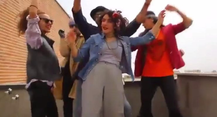 "Iran ""Happy"" Video Arrestees out on Bail but Pharrell Cover goes Viral"
