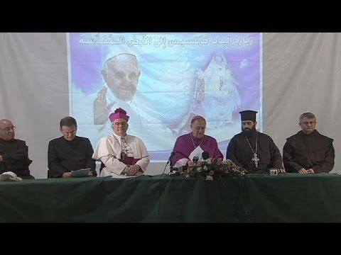 "Israeli Squatter anti-Church Terror in Jerusalem ""Poisons"" Papal visit"