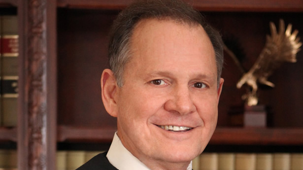 Alabama's chief justice: Muhammad didn't create us so 1st Amendment only protects Christians
