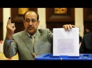 Sunnis Big Losers in Iraq Elections, PM al-Maliki has Largest Party