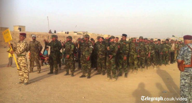 "Iraq: Ayatollah Sistani hints that Parliament should dump al-Maliki as Muqtada mobilizes ""Peace Brigades"""