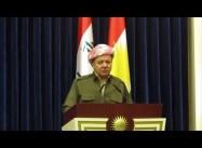 Barzani:  Kurdish Rule To Stay In Kirkuk