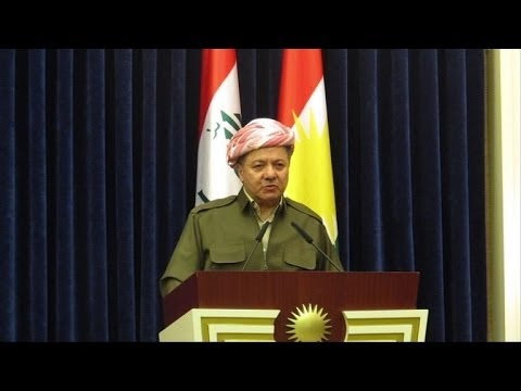 Barzani:  Kurdish Rule To Stay In Kirkuk