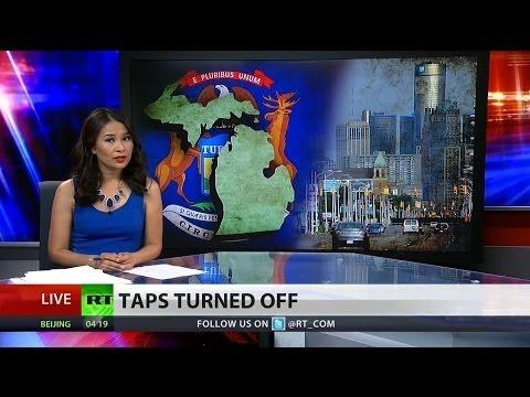 Blue Planet et al. Appeal to UN over Detroit Water cut-off to Thousands