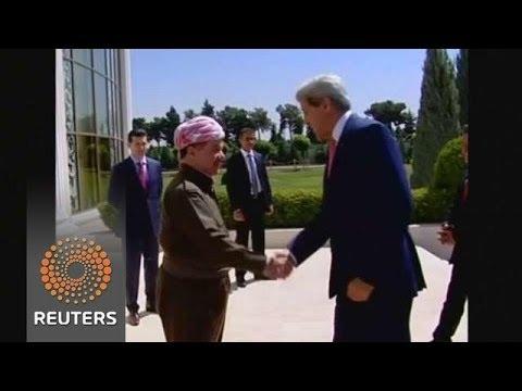 Iraq in last Throes as Kurdistan Seeks Independence, Syria & Iran intervene
